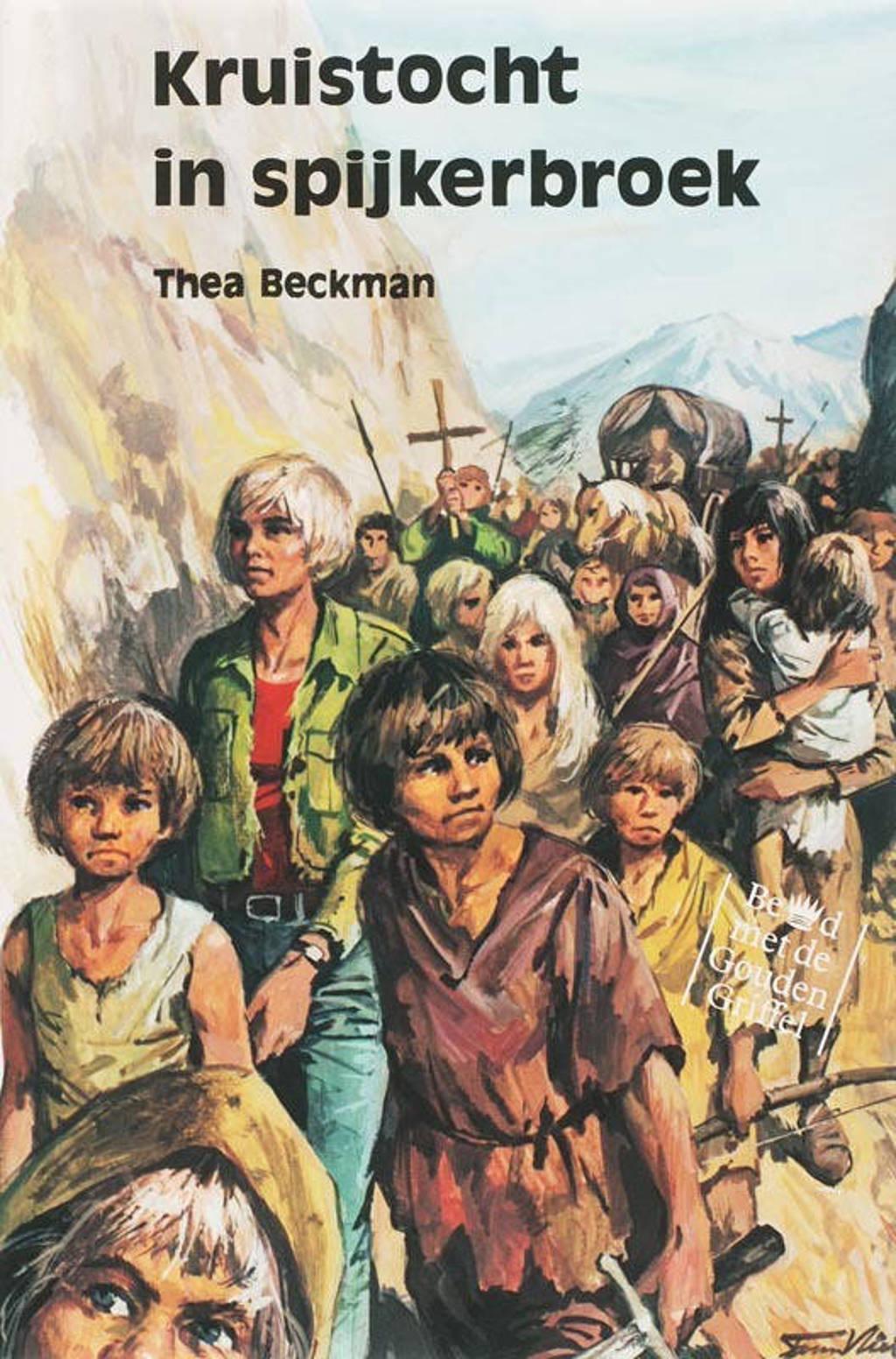 Kruistocht in spijkerbroek - Thea Beckman