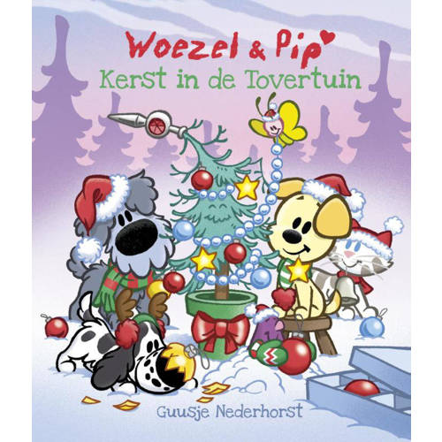 Woezel & Pip Kerst in de Tovertuin Guusje Nederhorst
