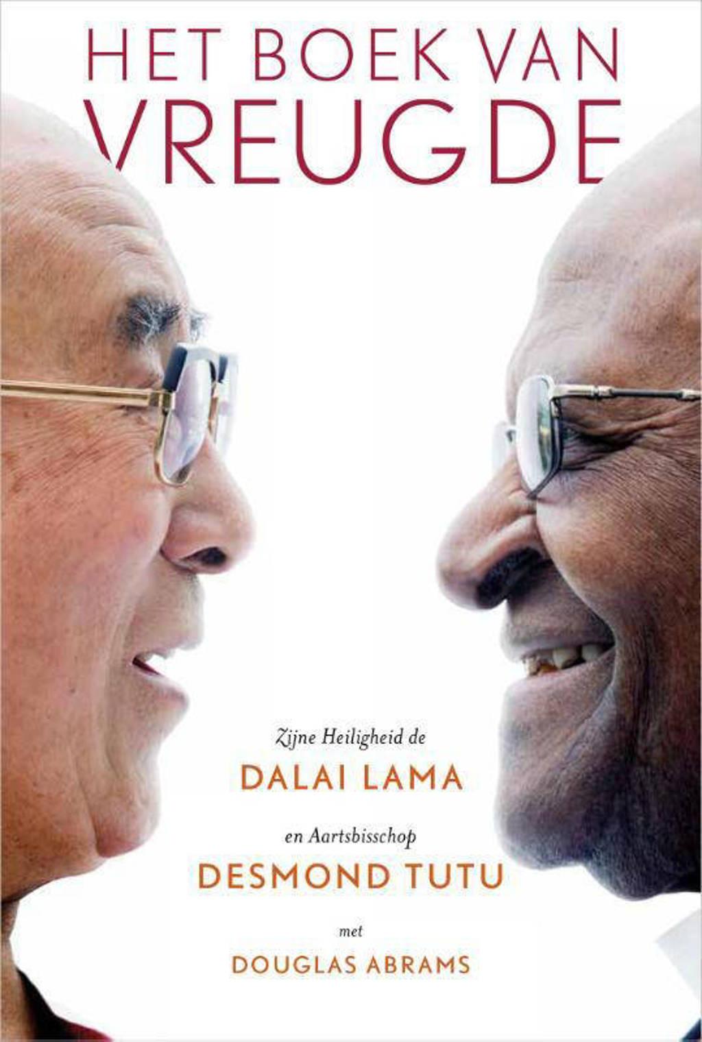 Het boek van vreugde - Dalai Lama, Desmond Tutu en Douglas Abrams