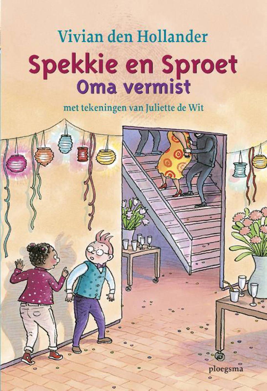 Vivian den Hollander Spekkie en Sproet: Oma vermist | wehkamp