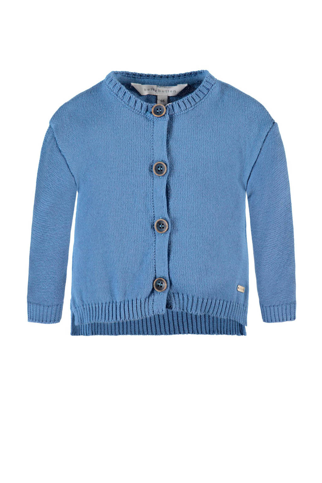 bellybutton vest, Blauw