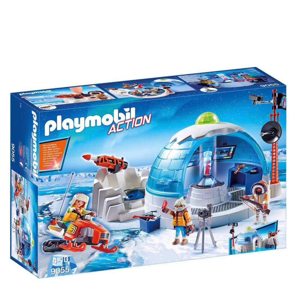 Playmobil Action hoofdkwartier poolexpeditie  9055