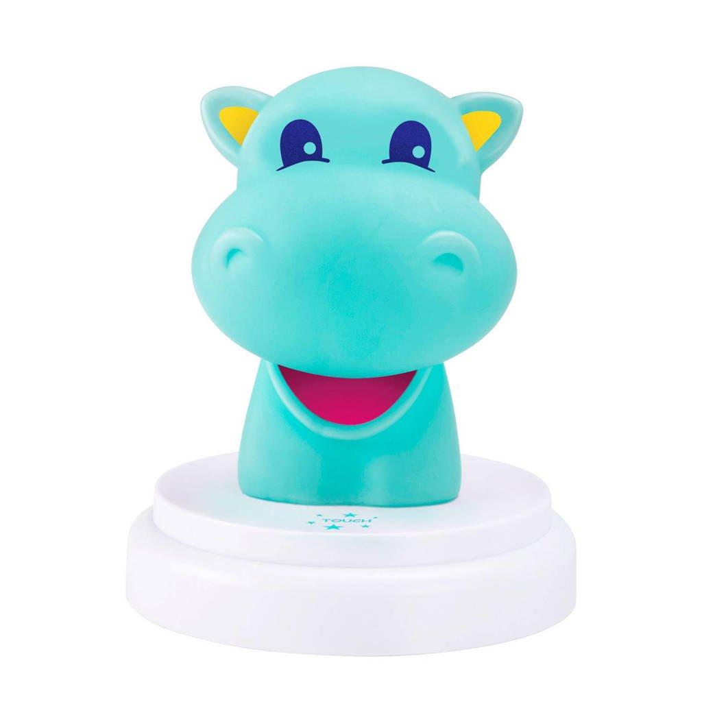 Alecto nachtlampje nijlpaard, Nijlpaard