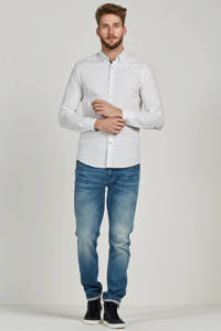 Vanguard regular fit jeans V7 Rider, Clear blue wash