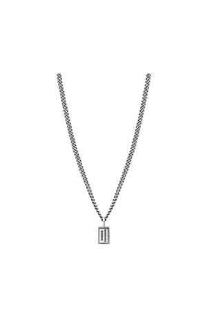 XS Essential ketting - 661 zilver