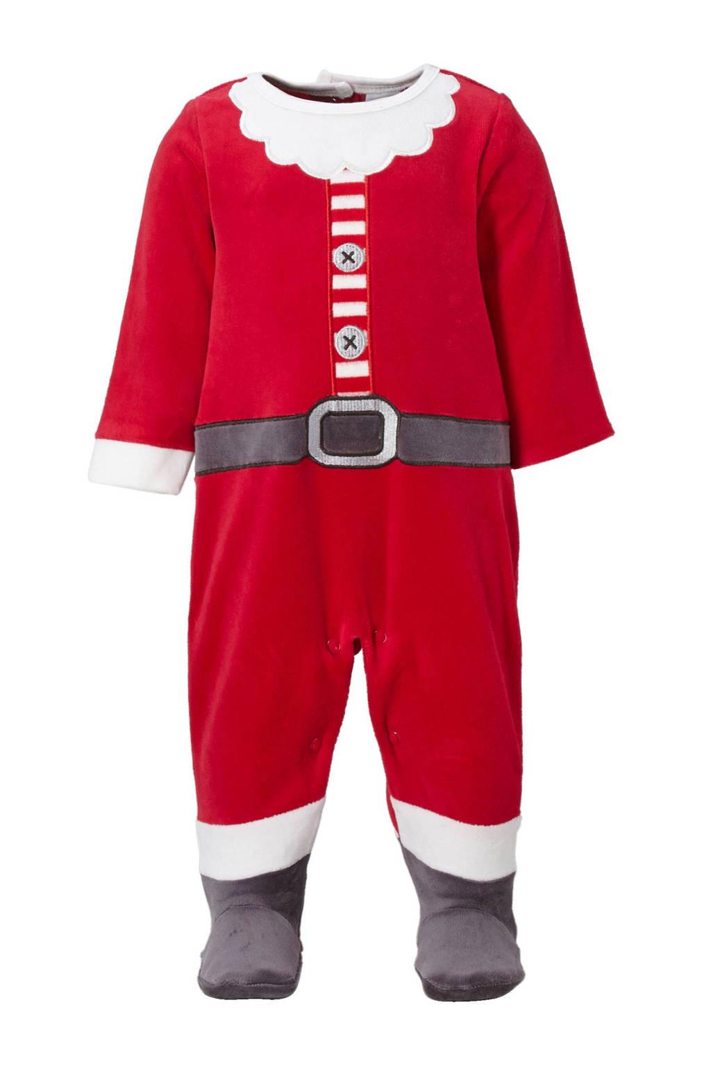 Babykleding Voor Kerst.C A Baby Club Kerst Boxpak Wehkamp