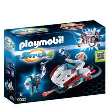 Super 4 Skyjet met Dr. X en robot  9003
