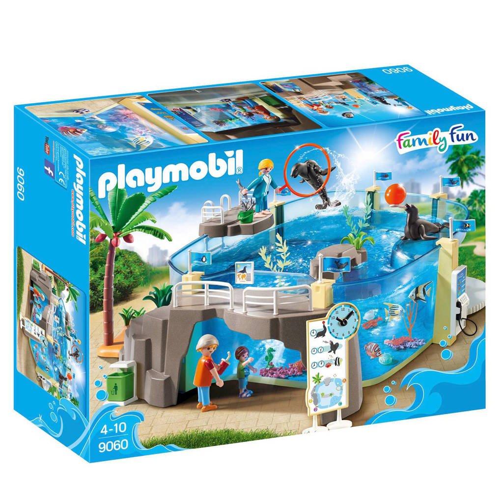 Playmobil Family Fun zee aquarium 9060