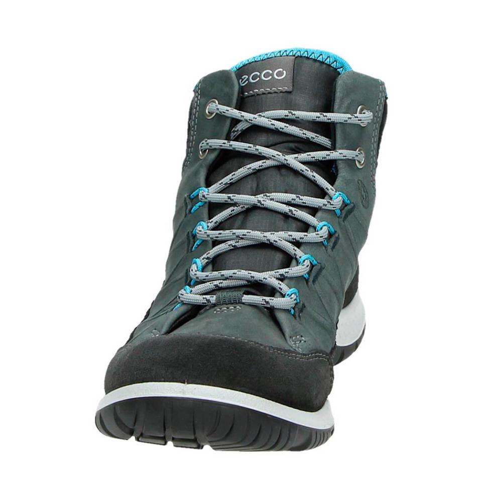 Ecco nubuck wandelschoenen met gore-tex | wehkamp