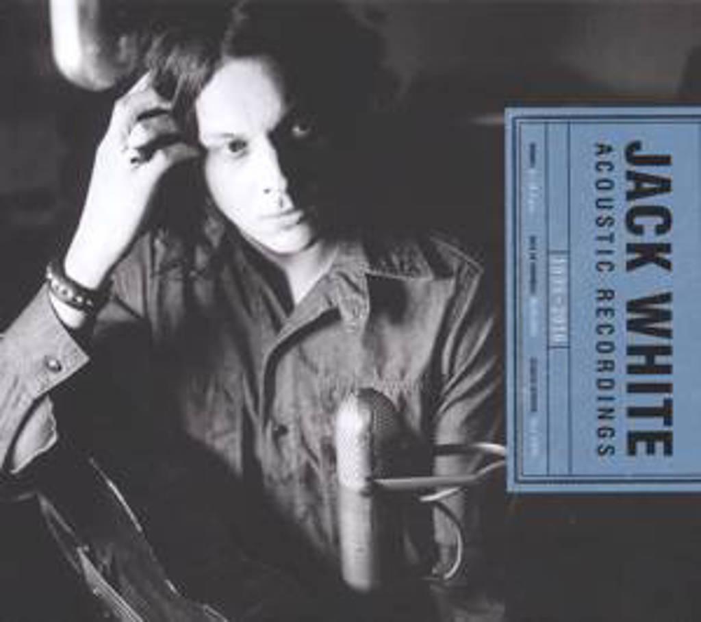 Jack White - Jack White Acoustic Recordings 1998-2016 (CD)