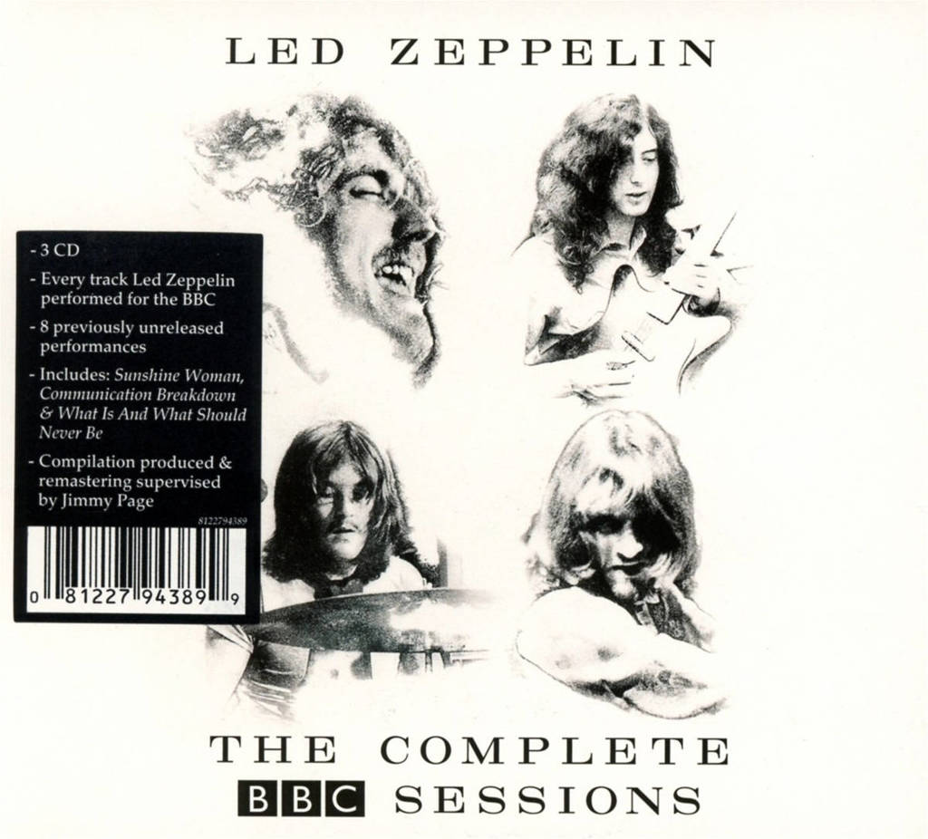 Led Zeppelin - The Complete BBC Sessions (CD)