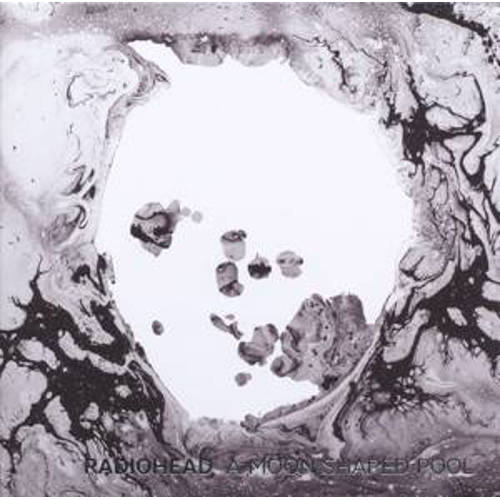 Radiohead - A Moon Shaped Pool (CD) kopen