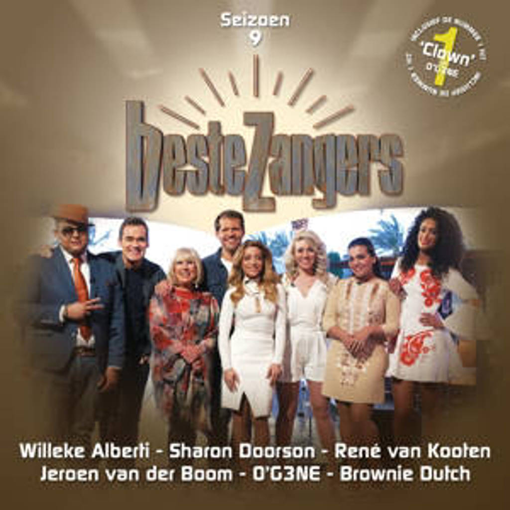 Various Artists - De Beste Zangers Van NL Seizoen 9 (CD)