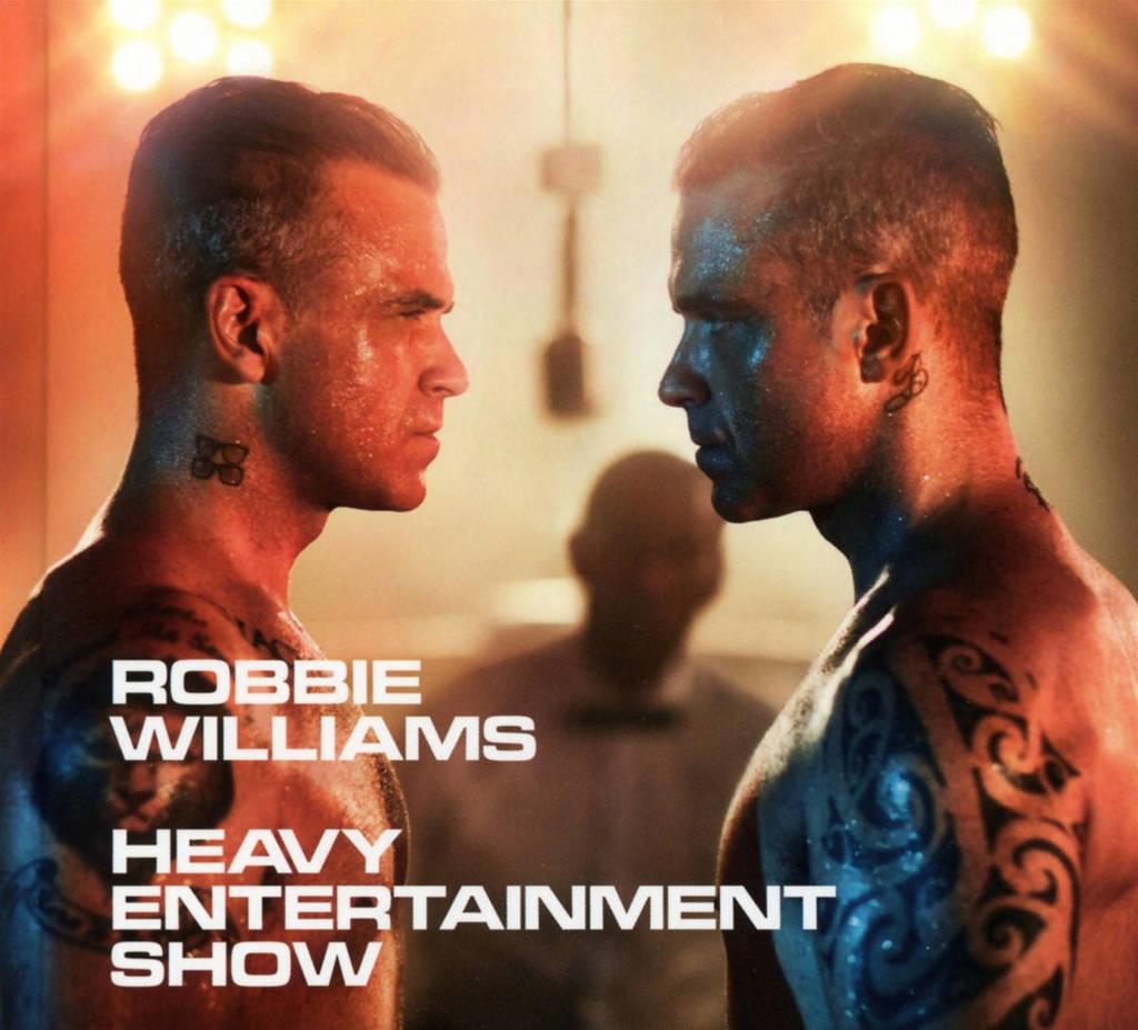 Robbie Williams - Heavy Entertainment Show (Delu (CD)