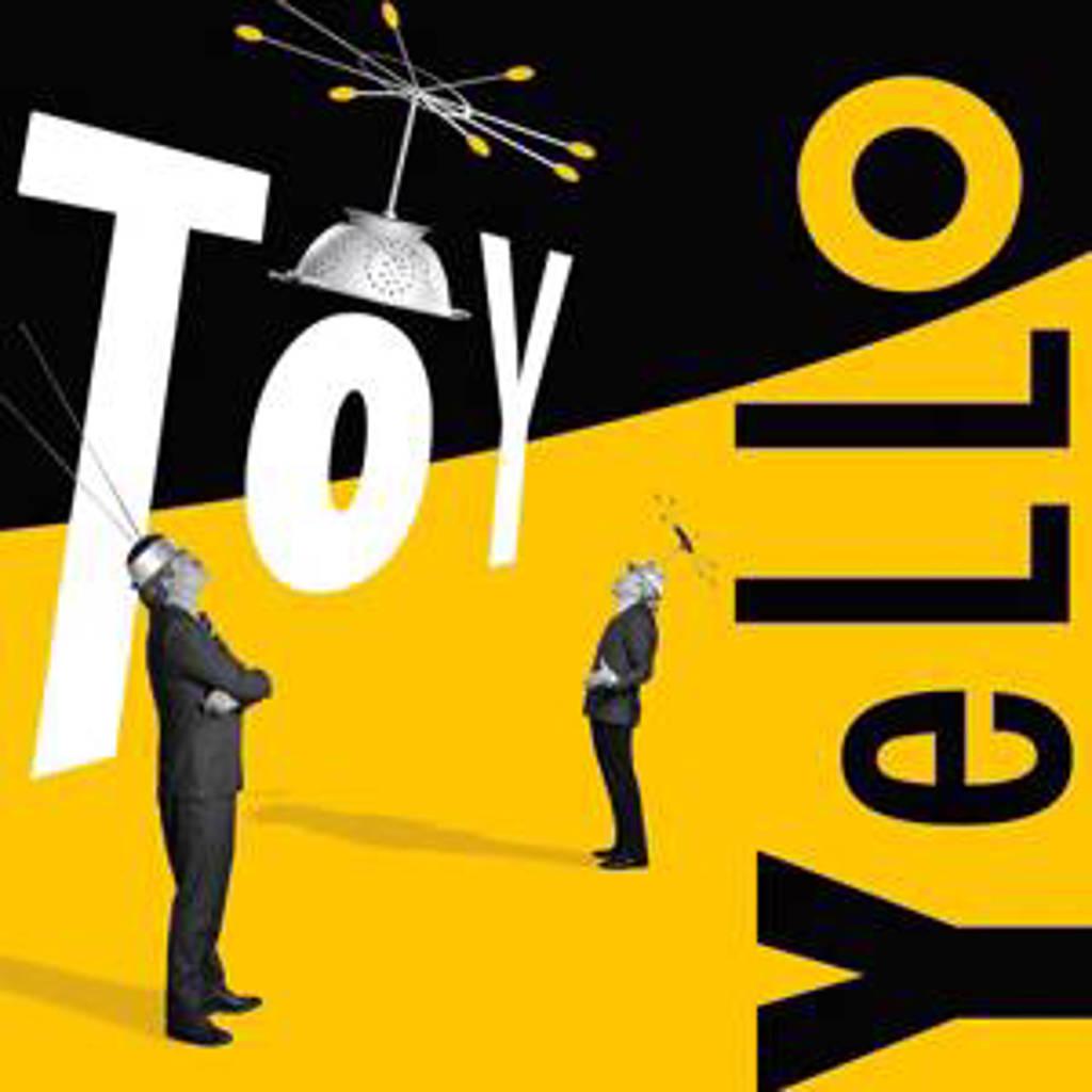 Yello - Toy (CD)