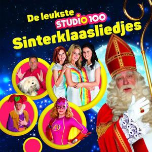 Various - De leukste Studio100 Sinterklaasliedjes (CD)