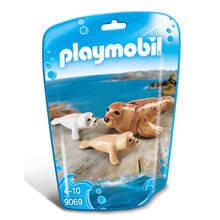 Family Fun zeehond met pups 9069