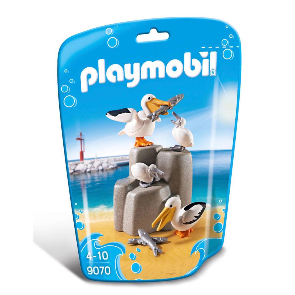 Playmobil Family Fun pelikaanfamilie 9070