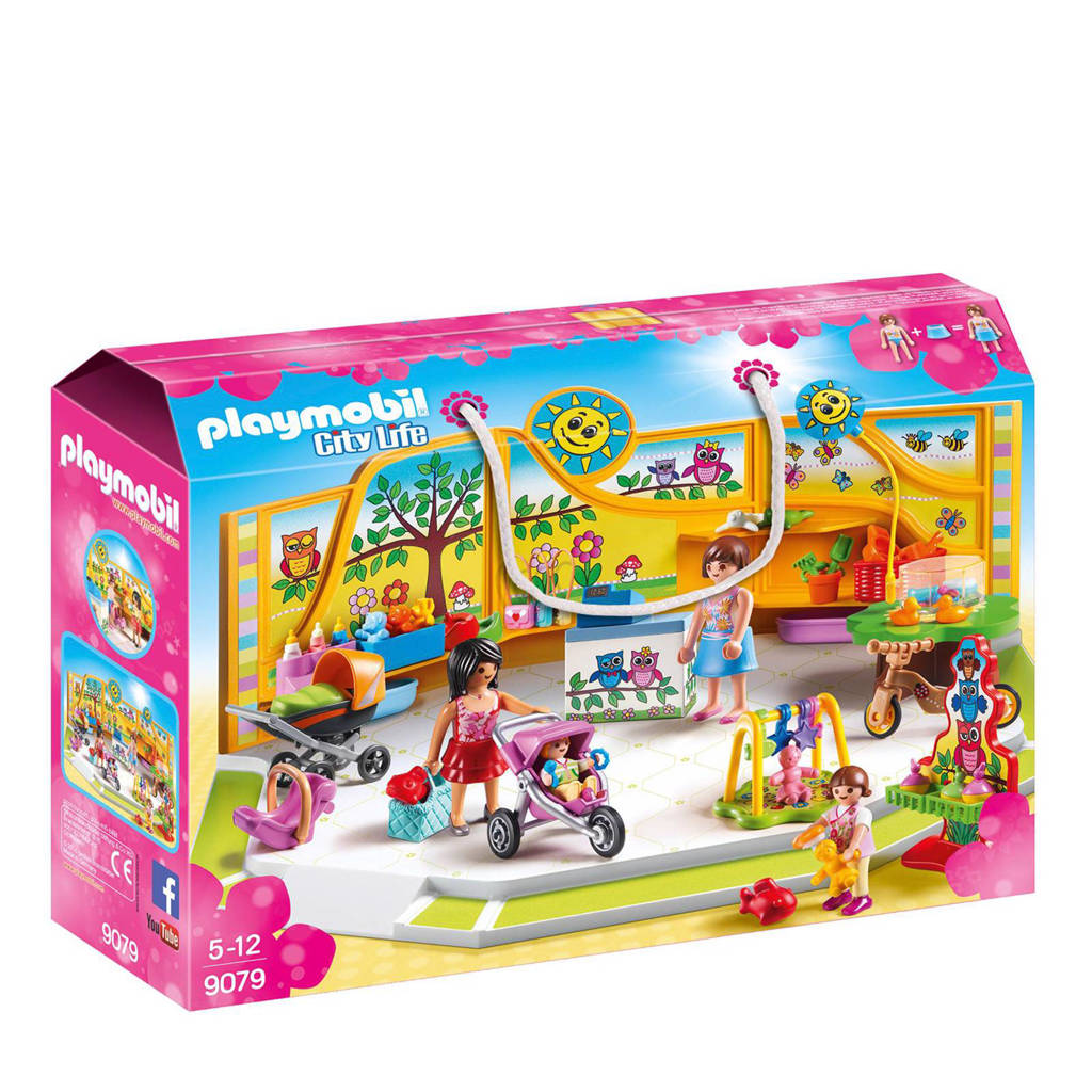 Playmobil City Life babywinkel 9079
