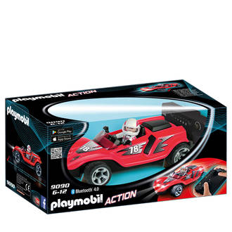 Action RC rocket racer 9090