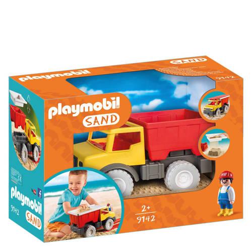 Playmobil Sand kiepwagen met emmer 9142 kopen