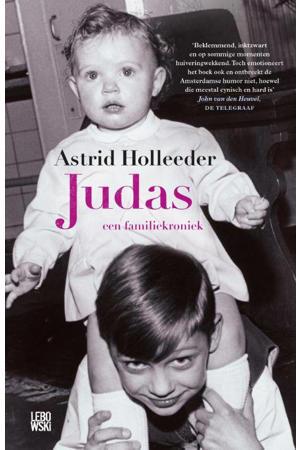 Judas- Astrid Holleeder