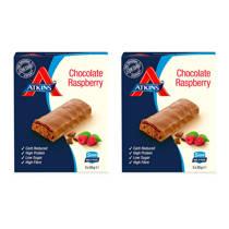 Atkins Chocolate Raspberry - duo pack