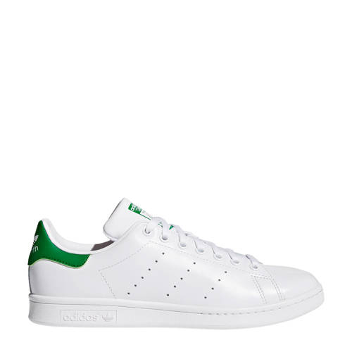 adidas Originals sneakers wit/groen