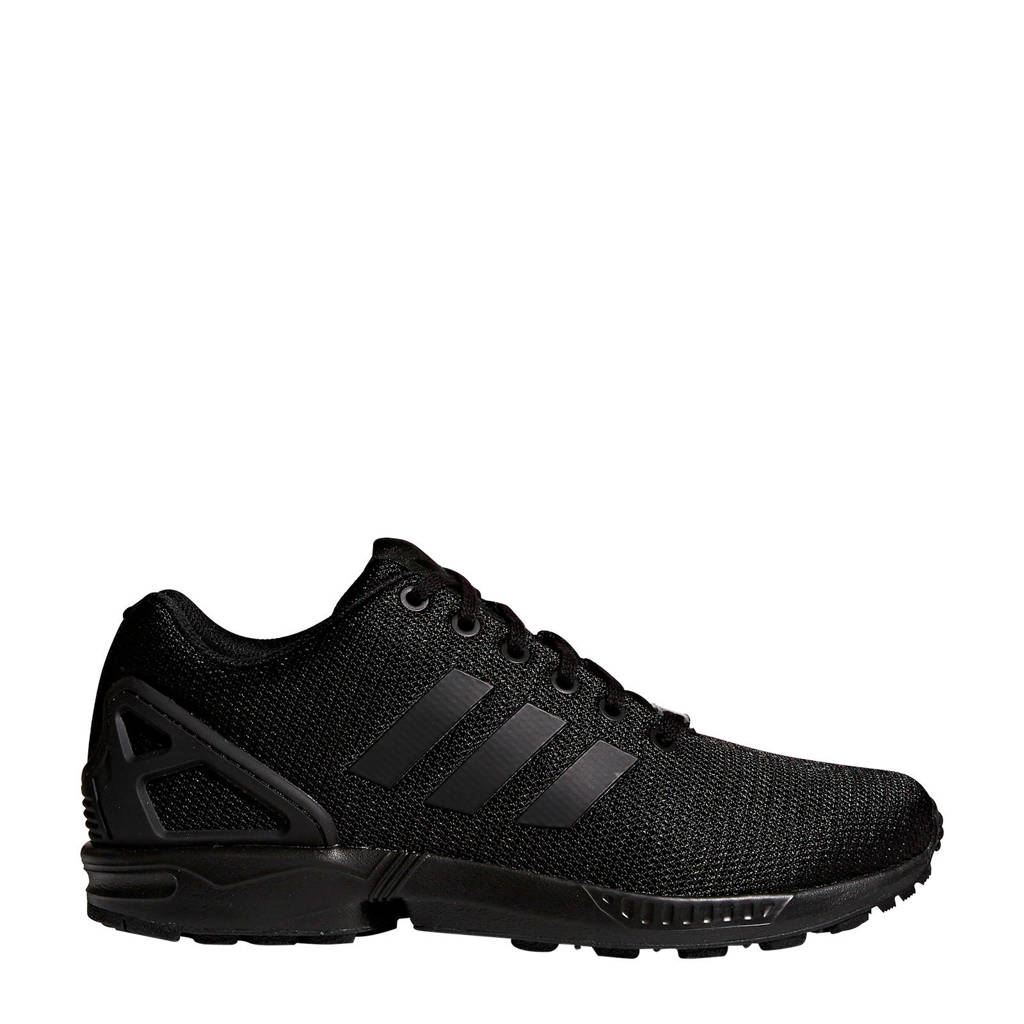 adidas Originals   ZX Flux sneakers, Zwart/Zwart