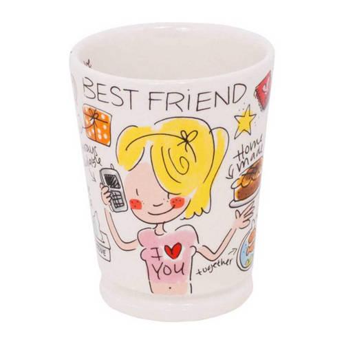 Blond Amsterdam mok Best Friend (Ø10 cm) kopen