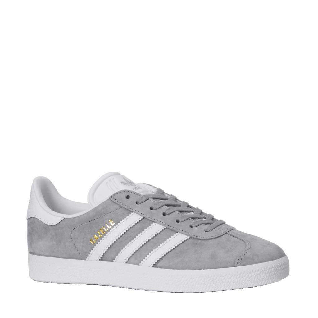 03d109cf118 adidas originals Gazelle W sneakers, Grijs/wit