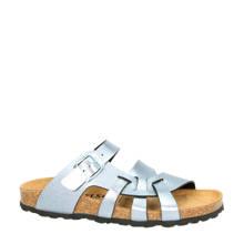 metallic slippers