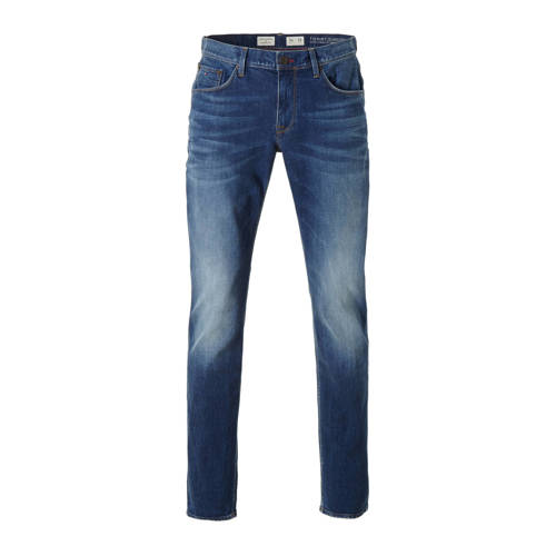 Tommy Hilfiger straight fit jeans Denton mid stone