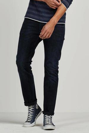 straight fit jeans Denton blue black