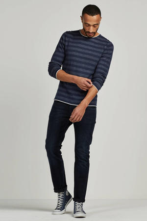 straight fit jeans Denton blue black