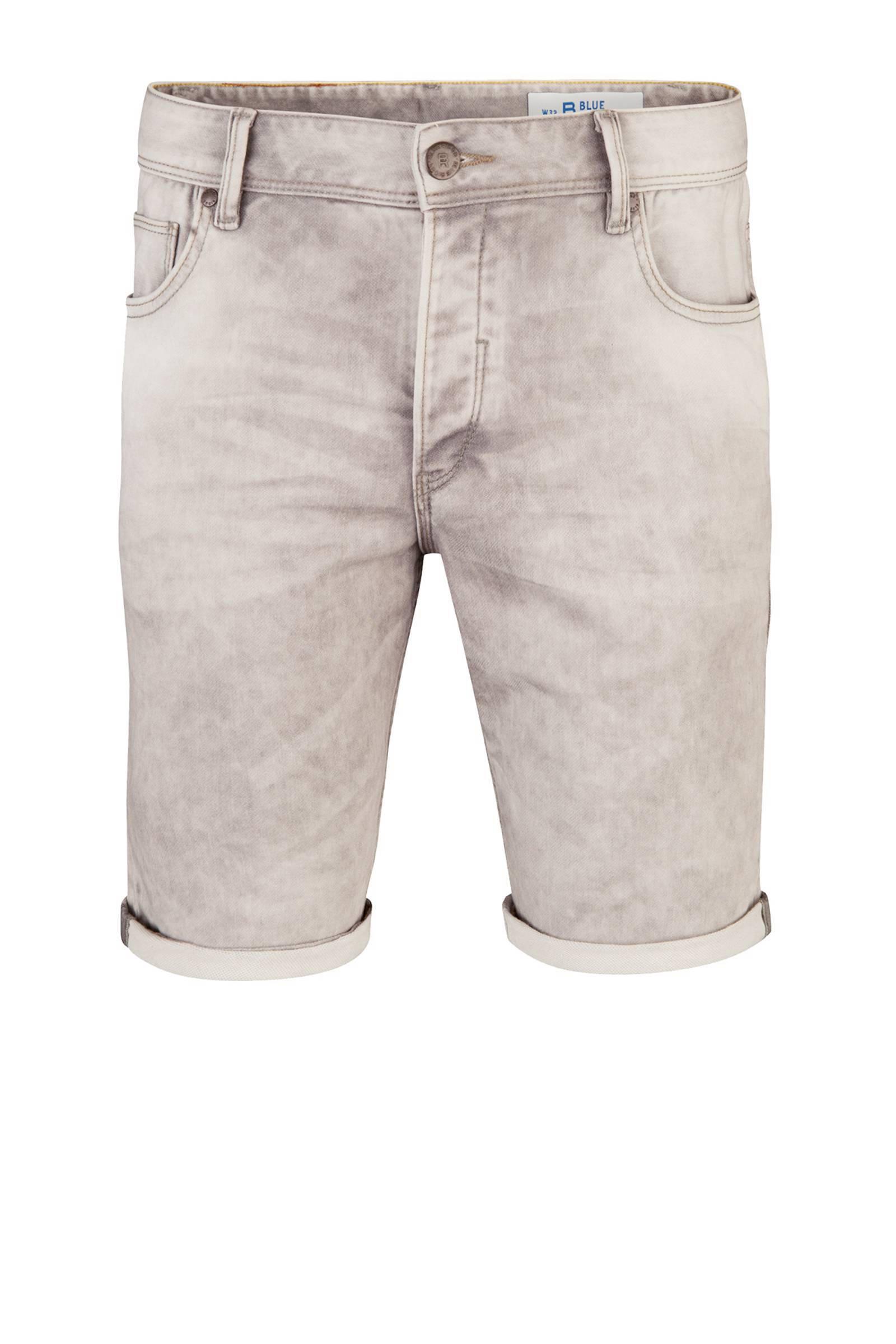 Korte Broek Heren We.We Fashion Blue Ridge Jog Denim Short Wehkamp