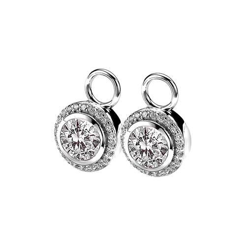 Zinzi zilveren oorhangers kopen