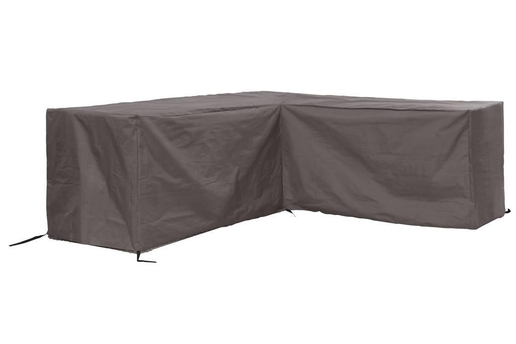Outdoor Covers tuinmeubelhoes loungeset hoekopstelling (tot 300 cm), Grijs