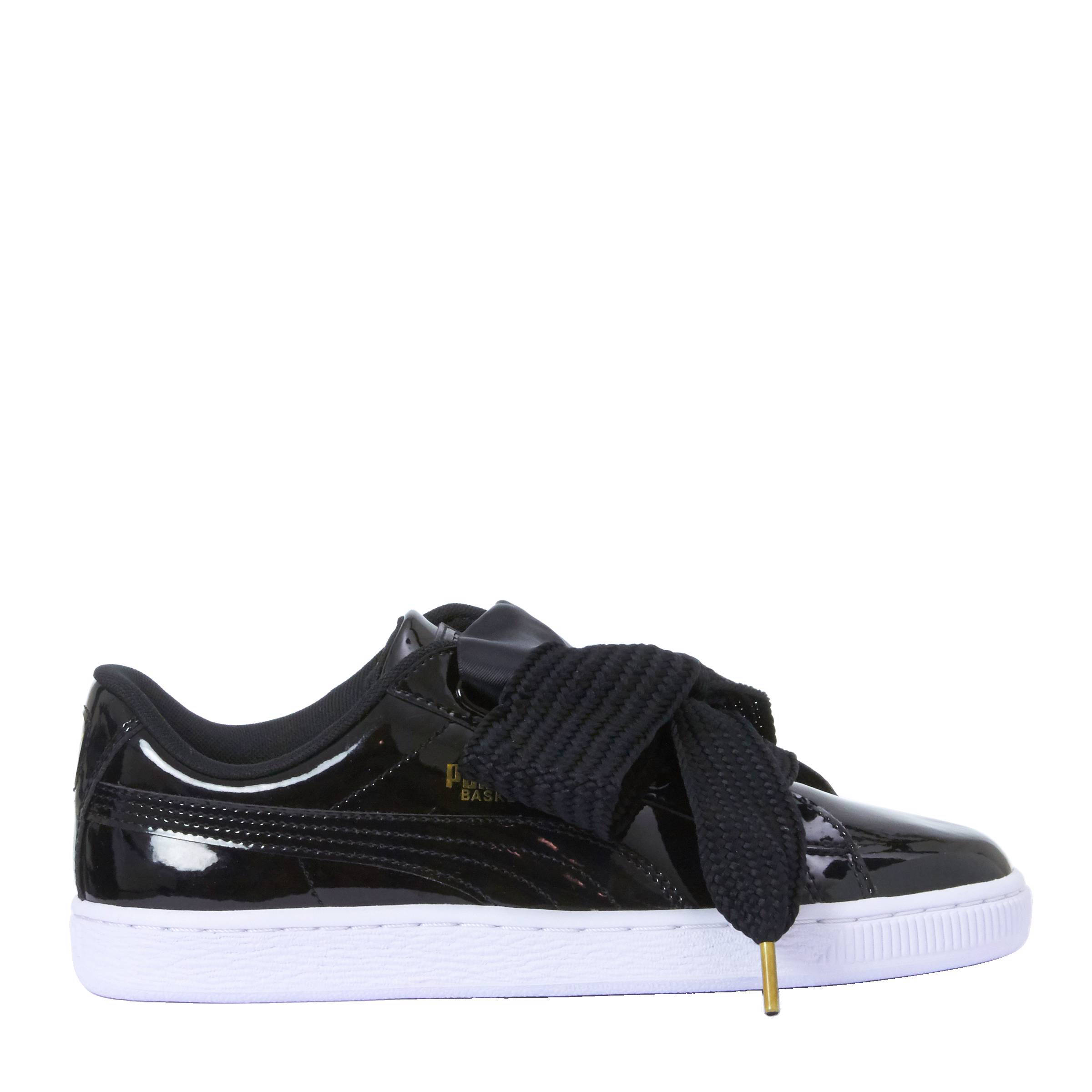puma sneakers dames zwart