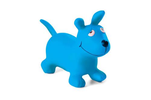 Blauwe skippy hond