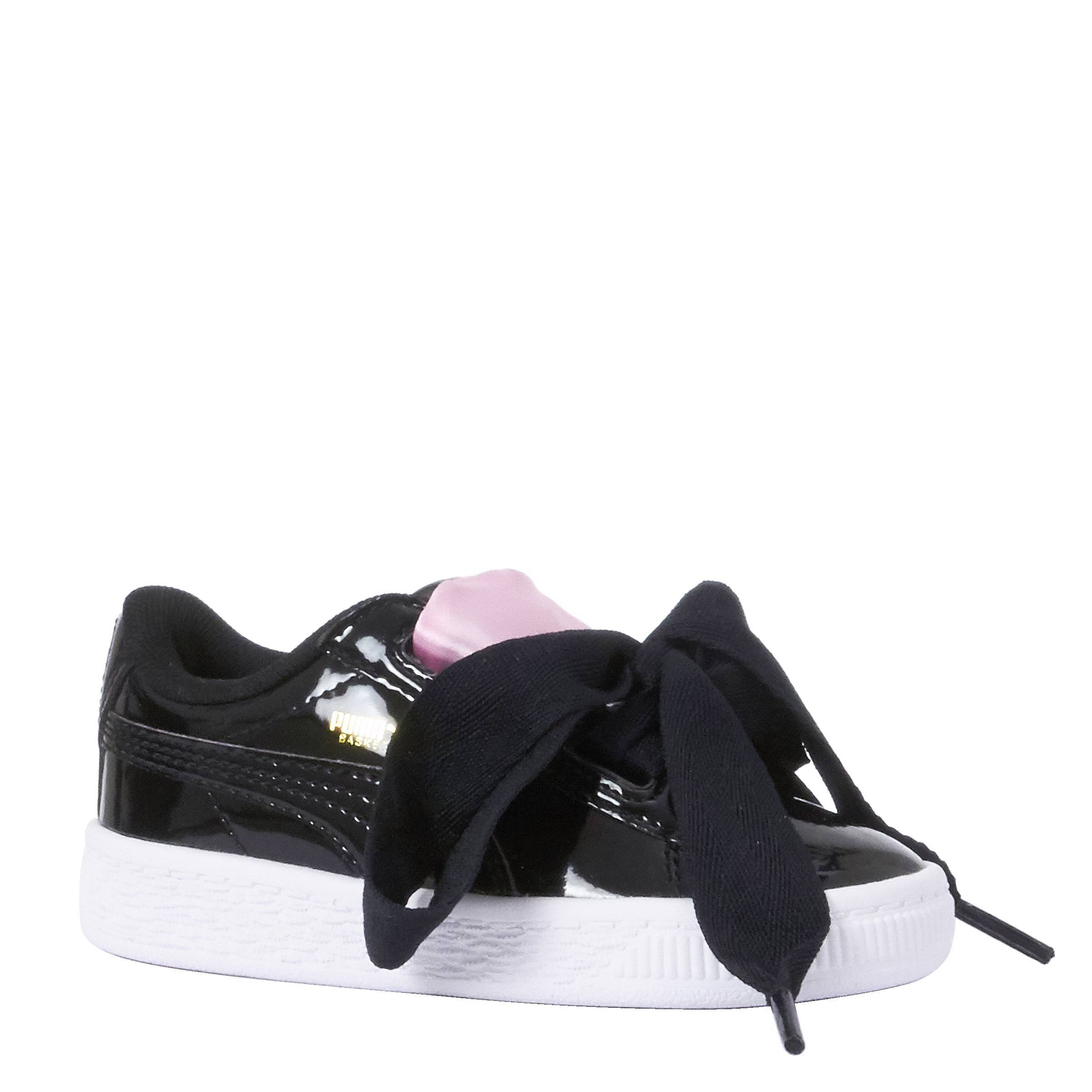 Puma Basket Heart Patent sneakers | wehkamp