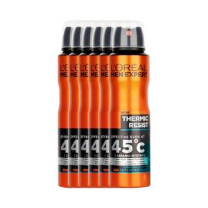 Thermic Resist deodorant - multiverpakking