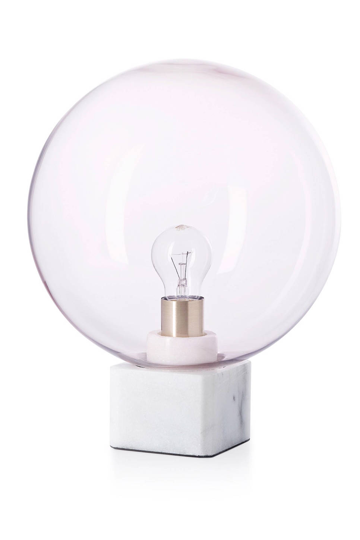 FEST Amsterdam tafellamp Muse (Ø30 cm)  , Roze