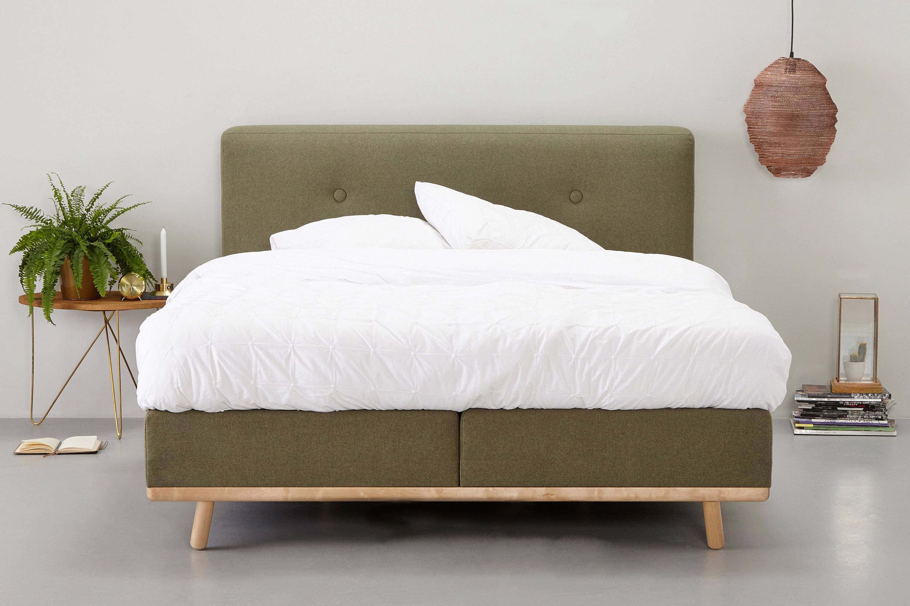 whkmp's own complete boxspring Florence