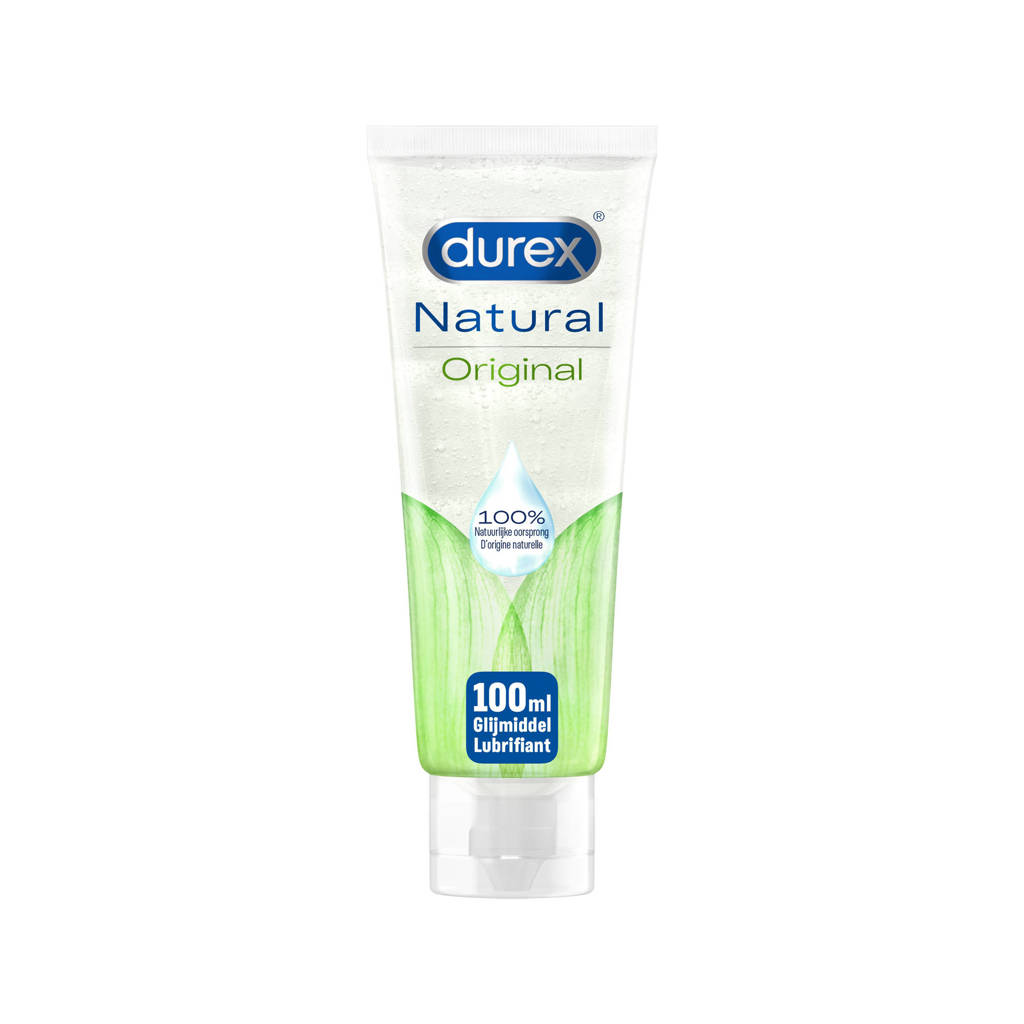 Durex Glijmiddel Naturel, Transparant