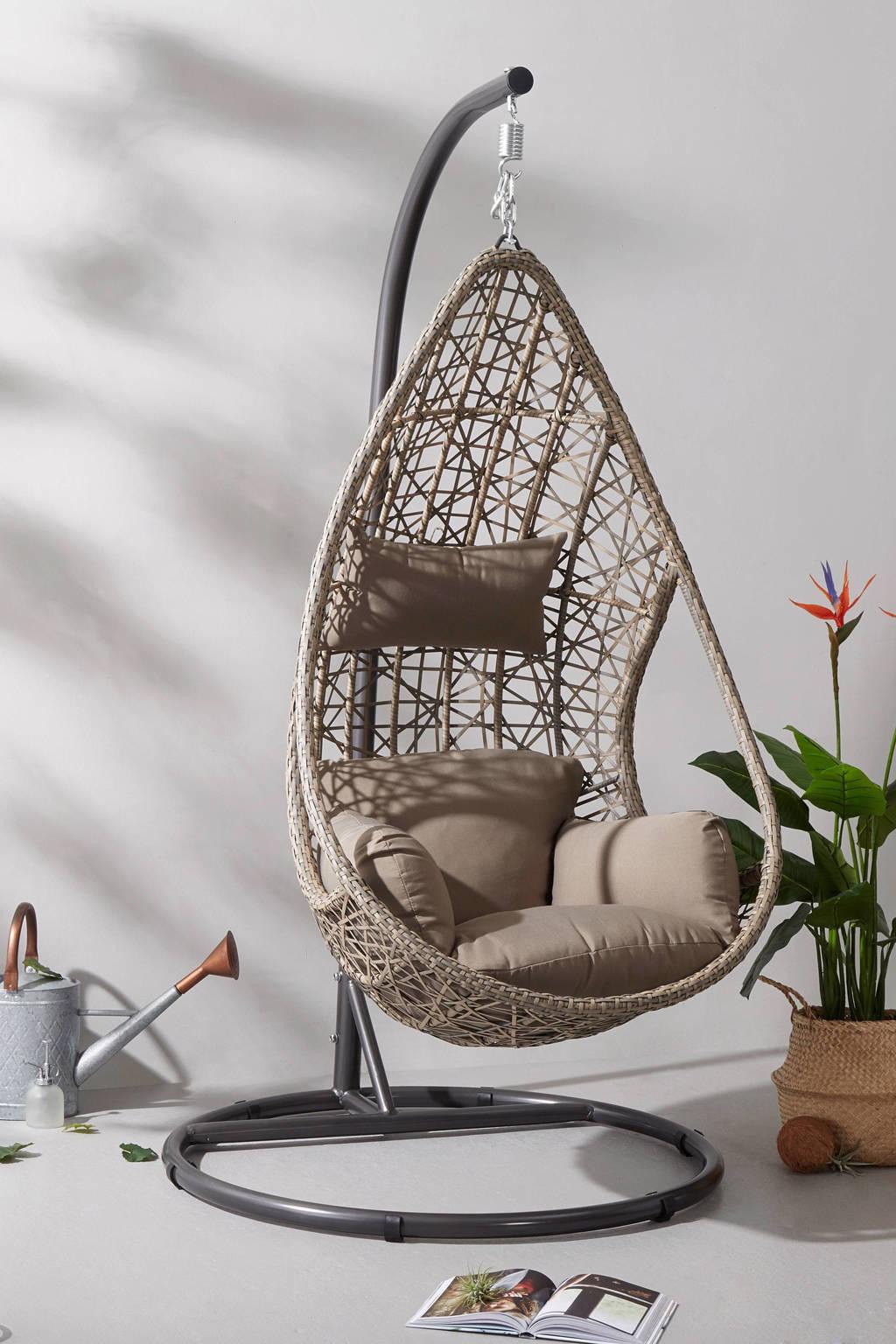 Hangstoel Voor Aan Het Plafond.Sens Line Hangstoel Mona Relax Wehkamp