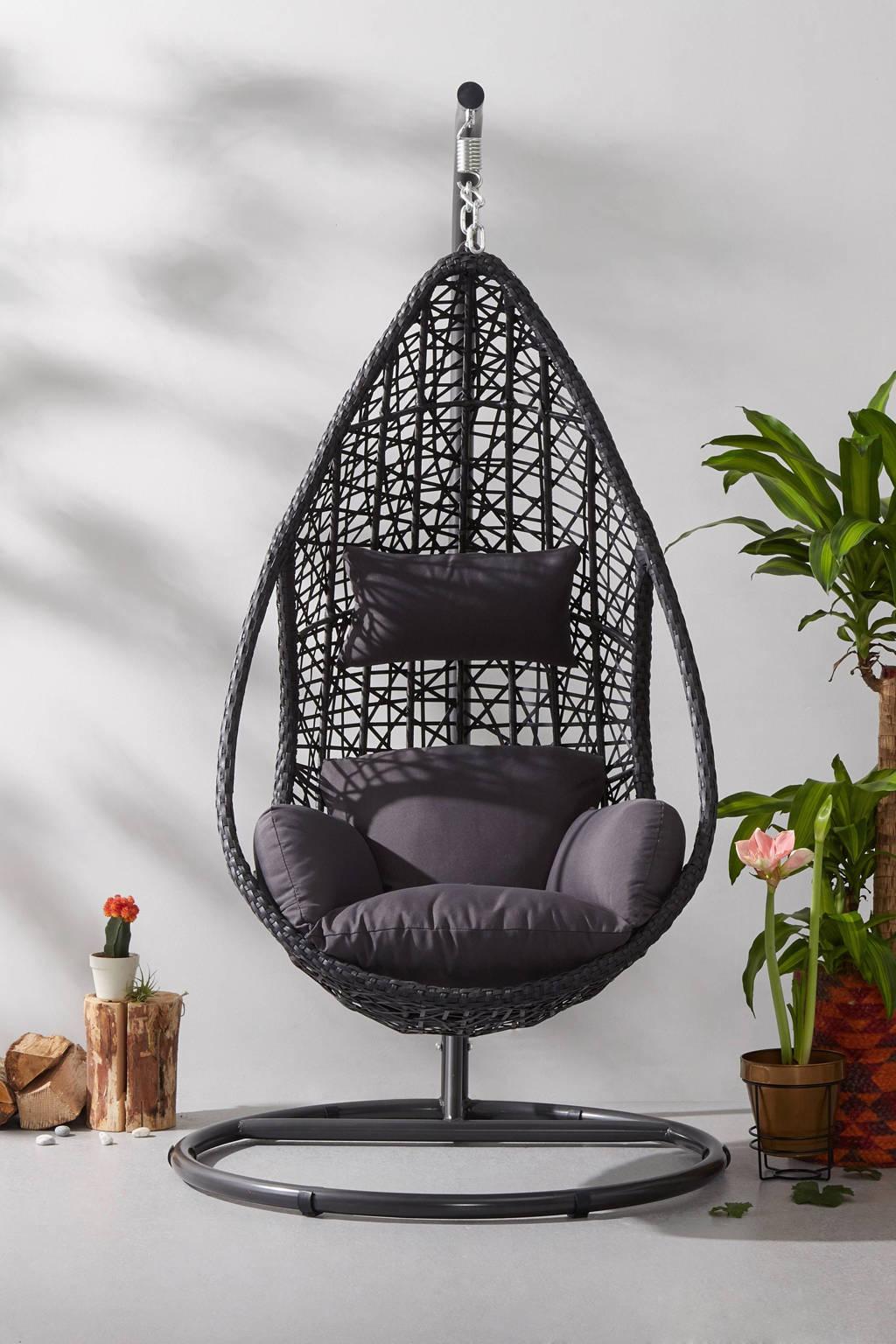 SenS-Line hangstoel Mona Relax, Zwart