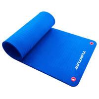 Tunturi 180 cm fitness mat pro 180 cm, Blauw