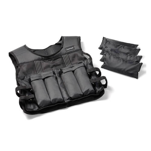 Tunturi Adjustable Weighted Vest 15kg Stuk