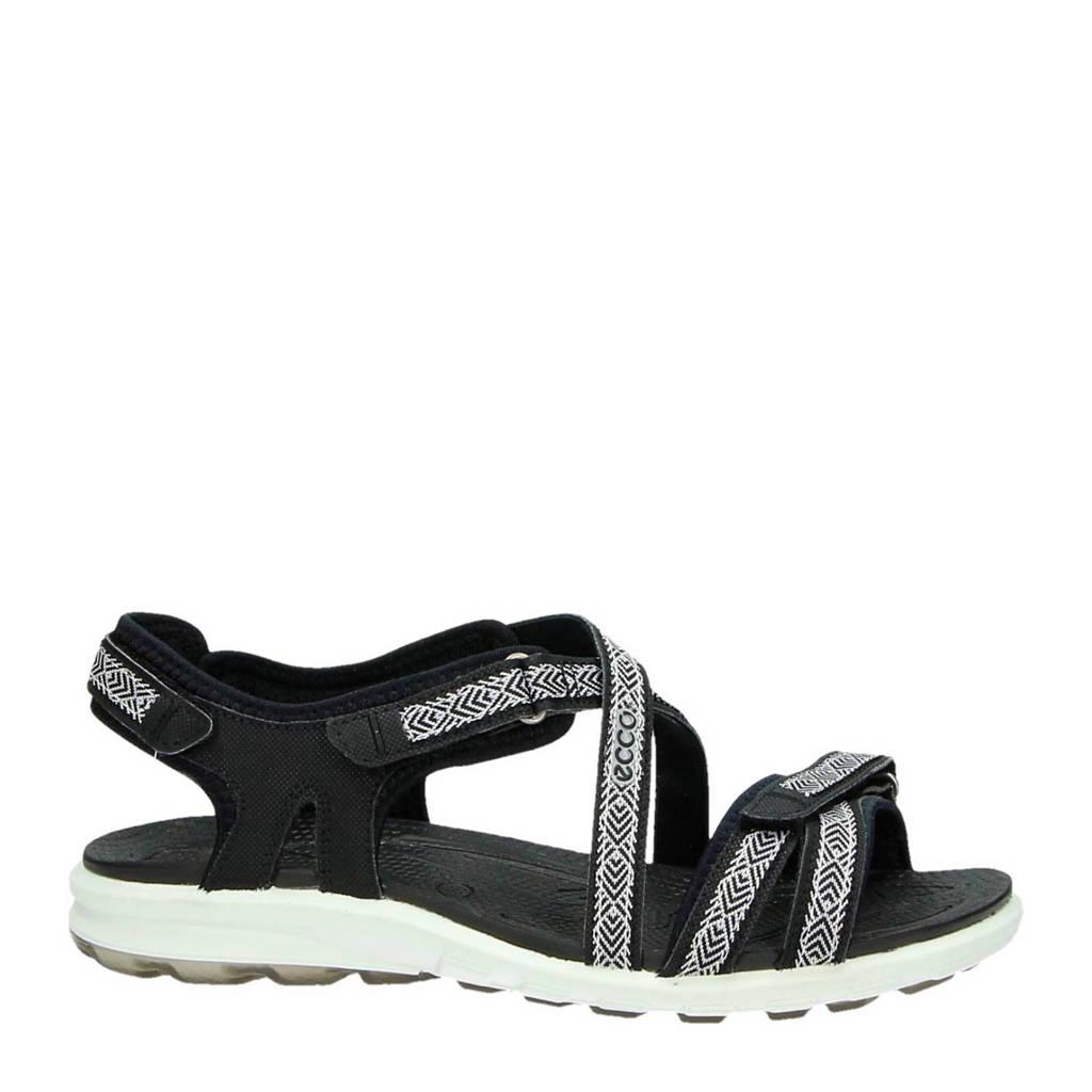 Ecco sandalen, Zwart